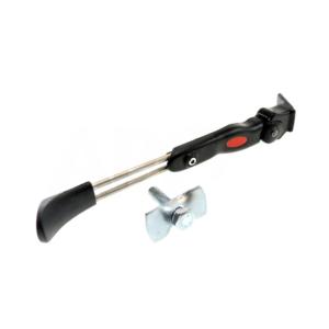 Подножка для велосипеда с креплением в центре рамы, с подкладкой