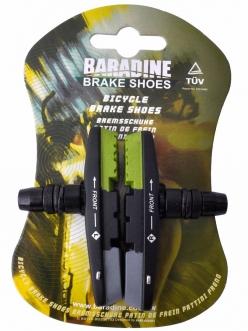 Колодки тормозные для велосипеда Baradine MTB-955VC