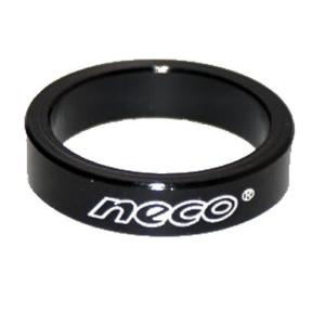 Проставочное кольцо для рулевой колонки велосипеда NECO 10 мм черное