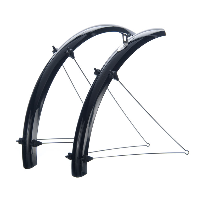 """Комплект щитков грязезащитных для велосипеда SIHD 28"""" 45mm"""