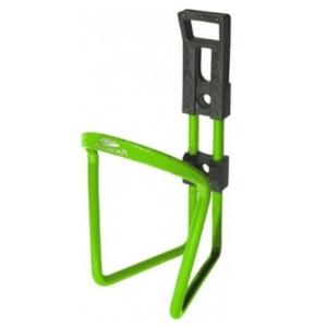 Флягодержатель SIMPLA ALU-STAR (зеленый)