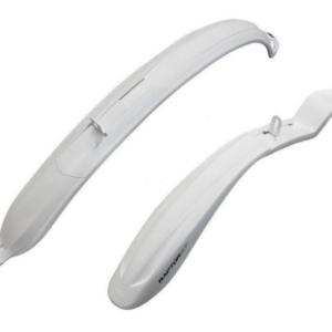 Комплект щитков для велосипеда Simpla Raptor SDS, белый