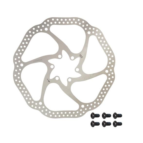 Тормозной диск для велосипеда Force D180mm