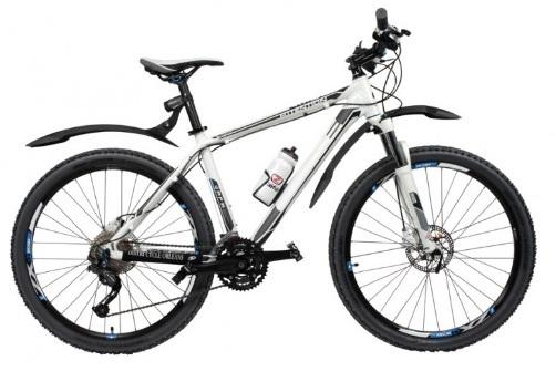 """Передний щиток для велосипеда Zefal Deflector, 26-27,5-29"""""""