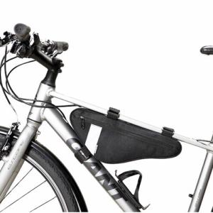 Сумка под раму велосипеда Sahoo 1.5 литра, черная