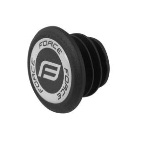 Заглушка в торец руля с логотипом FORCE