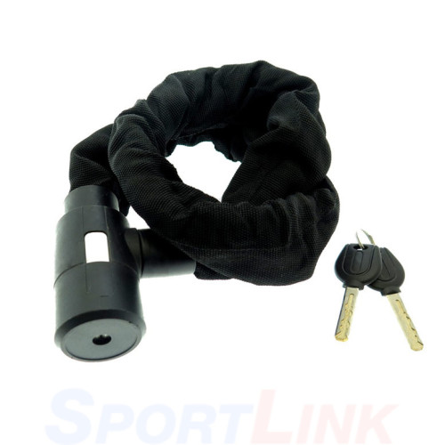 Велозамок цепной на ключ HW 10-900