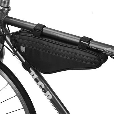 Сумка под раму велосипеда Sahoo, черная