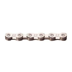 Цепь YBN S10-S (10 скоростей) серебристый/серебристый