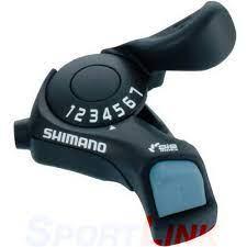 Манетка для велосипеда SHIMANO TX-30 на 7 передач