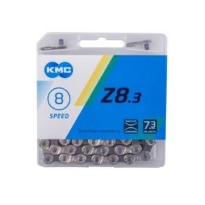 Цепь для велосипеда KMC Z8.3 с замком, 6-8 скоростей