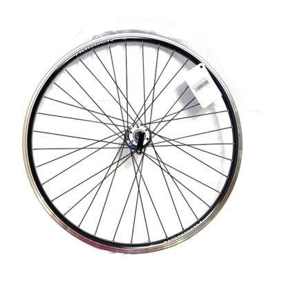 """Колесо переднее для велосипеда 26""""Hogger пистон. Disk/V-brake пром. подшипник"""