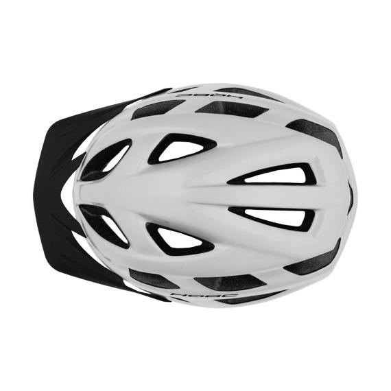 Велосипедный шлем HQBC QLIMAT белый матовый размер M